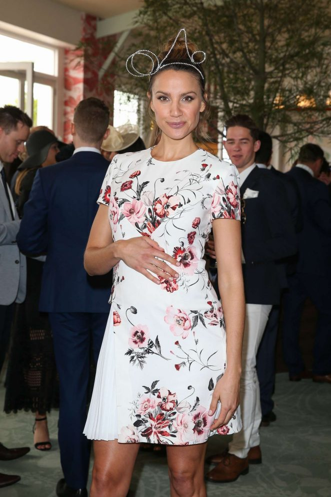 Rachael Finch - 2016 Stakes Day Races in Melbourne