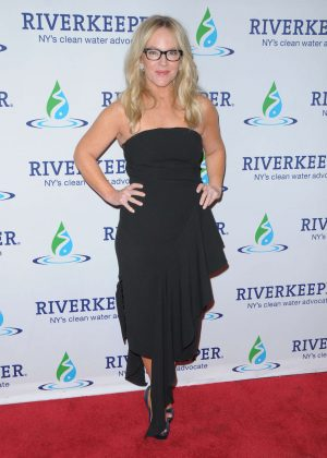 Rachael Harris - Riverkeeper's 50th Anniversary Fishermen's Ball in New York