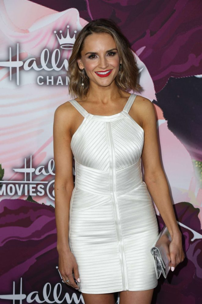 Rachael Leigh Cook - 2018 Hallmark Channel All-Star Party at TCA Winter Press Tour in LA