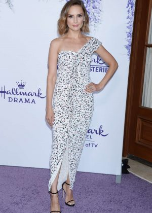 Rachael Leigh Cook - 2018 Hallmark's Evening Gala TCA Summer Press Tour in LA