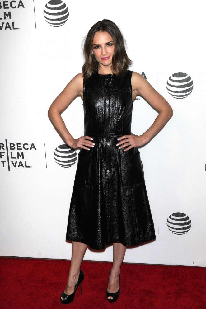 Rachael Leigh Cook - 'Elvis and Nixon' Premiere at 2016 Tribeca Film Festival in New York