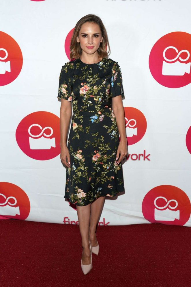 Rachael Leigh Cook - Firework App Launch in Los Angeles