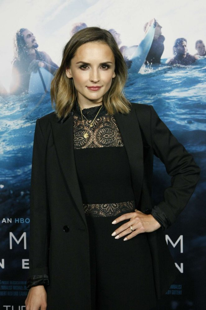 Rachael Leigh Cook – 'Momentum Generation' Premiere in Los Angeles