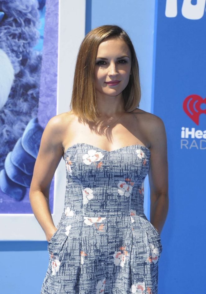 Rachael Leigh Cook – 'Smallfoot' Premiere in Los Angeles