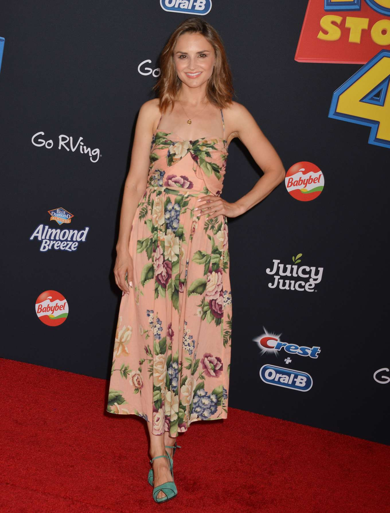 Rachael Leigh Cook 2019 : Rachael Leigh Cook: Toy Story 4 LA Premiere-12
