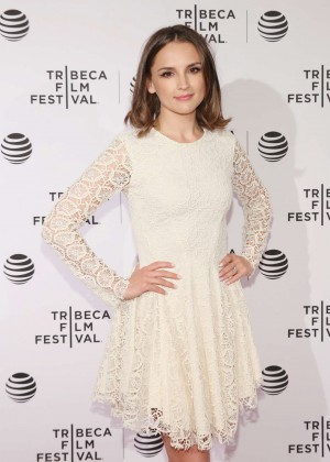Rachael Leigh Cook - Tribeca Film Festival Awards 2016 in NY