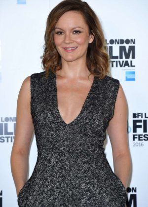 Rachael Stirling - 'Their Finest' Photocall at 2016 London Film Festival