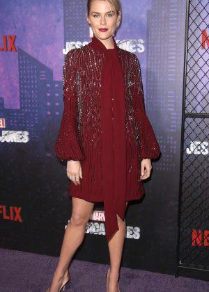 Rachael Taylor - 'Jessica Jones' Season 2 Premiere in New York