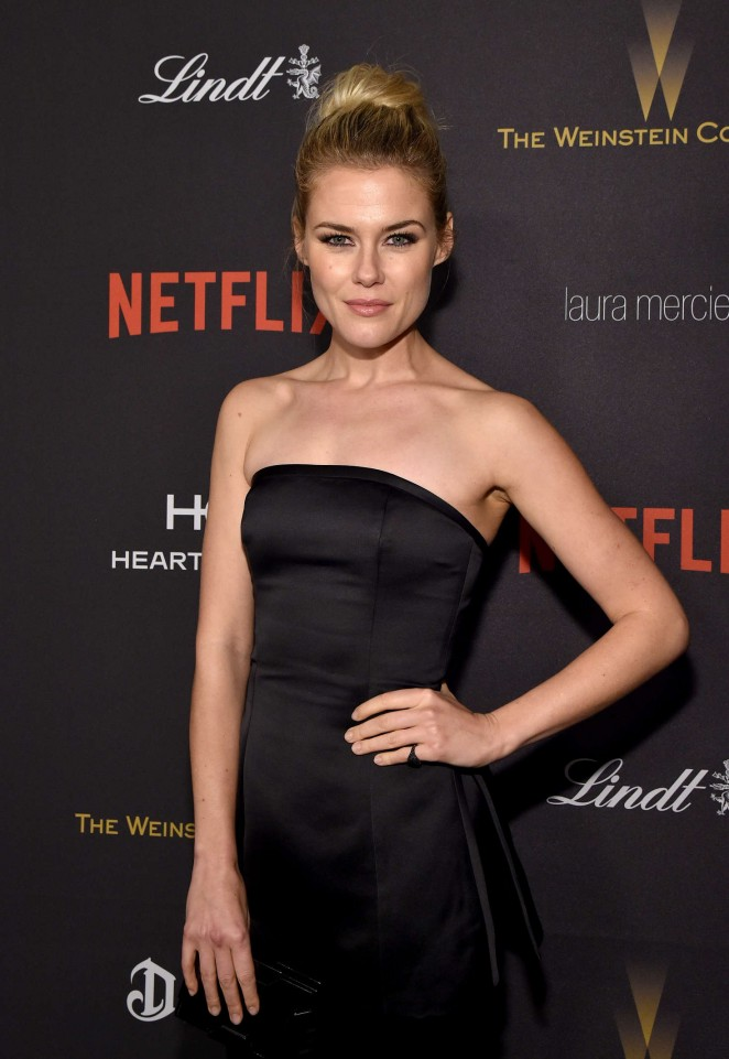 Rachael Taylor - Weinstein Company and Netflix 2016 Golden Globes After Party in LA