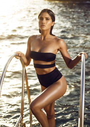Rachel Barnes - Bikini Lovers Campaign 2016