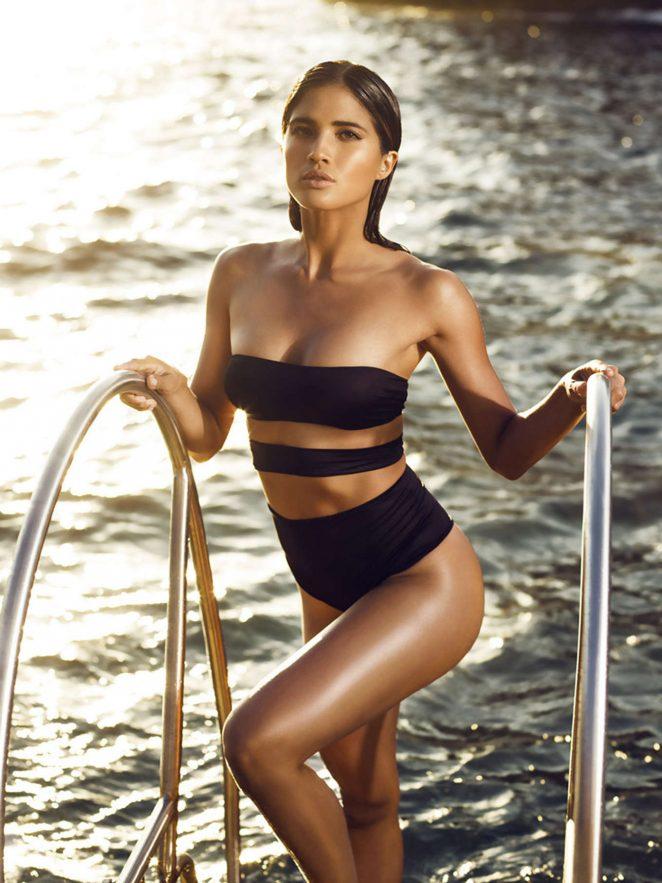 Rachel Barnes – Bikini Lovers Campaign 2016