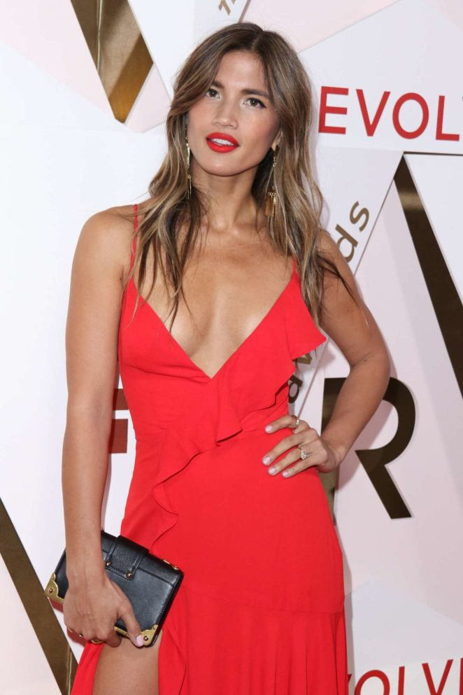 Rachel Barnes - #REVOLVE Awards 2017 in Hollywood