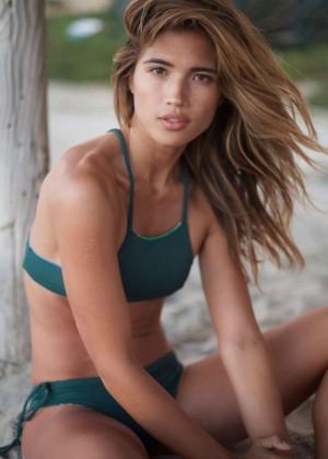 Rachel Barnes: Vintage Aloha Bikini 2015 -26