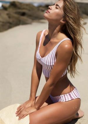 Rachel Barnes: Vintage Aloha Bikini 2015 -28