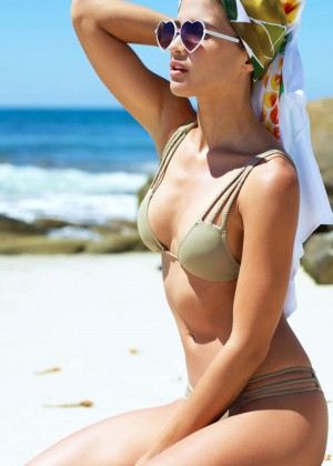 Rachel Barnes: Vintage Aloha Bikini 2015 -33