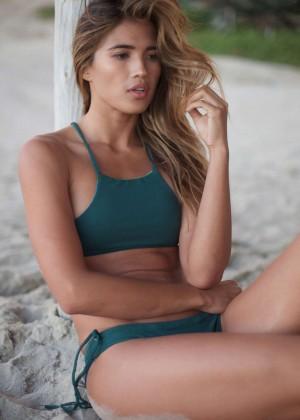 Rachel Barnes: Vintage Aloha Bikini 2015 -50