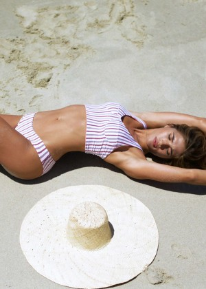 Rachel Barnes: Vintage Aloha Bikini 2015 -51