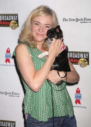 Rachel Bay Jones - 19th Annual Broadway Barks Animal Adoption Event in NY