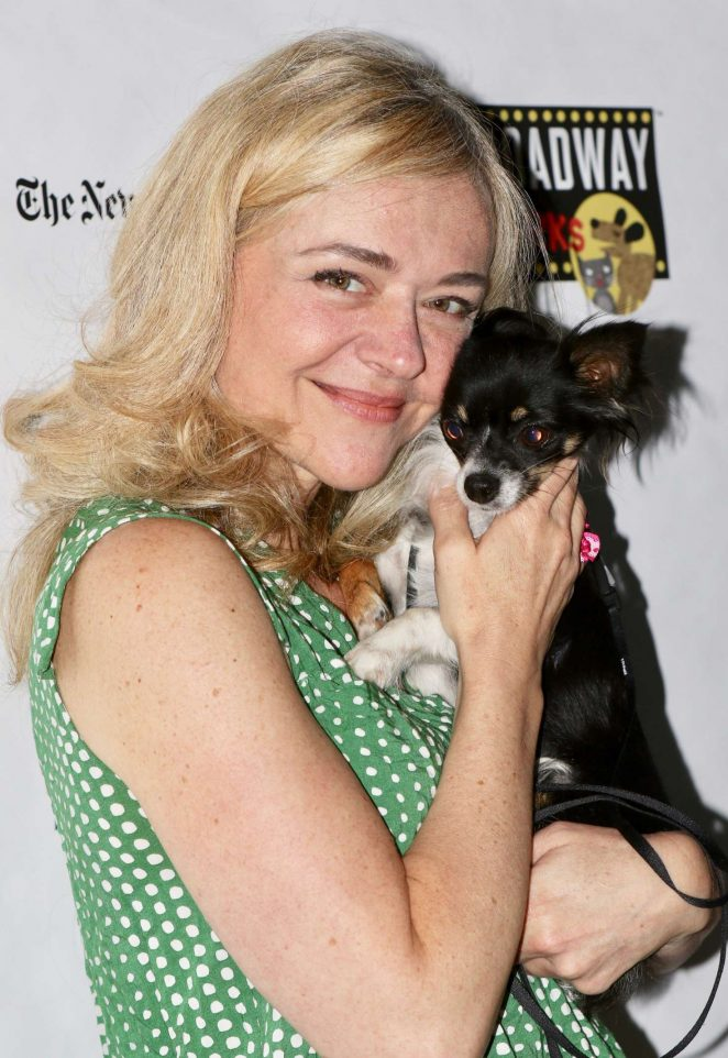 Rachel Bay Jones: 19th Annual Broadway Barks Animal Adoption Event -04