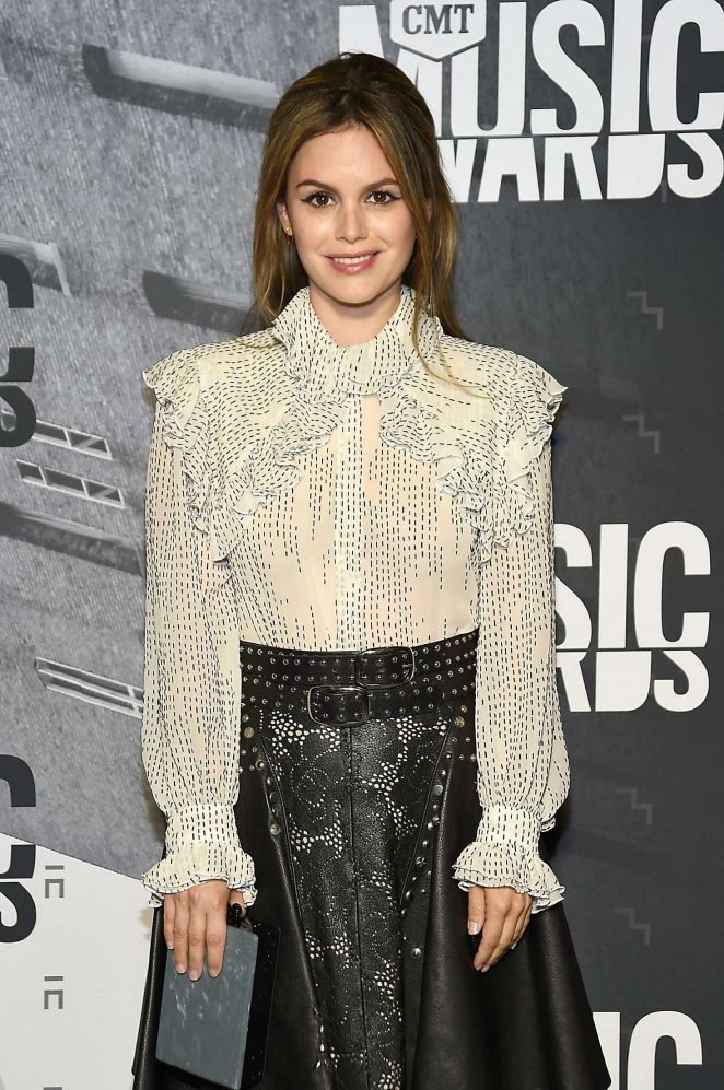 Rachel Bilson - 2017 CMT Music Awards in Nashville