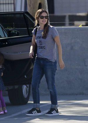 Rachel Bilson in Jeans out in LA
