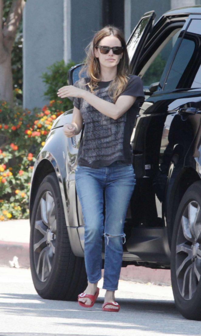 Rachel Bilson in Jeans out in Toluka