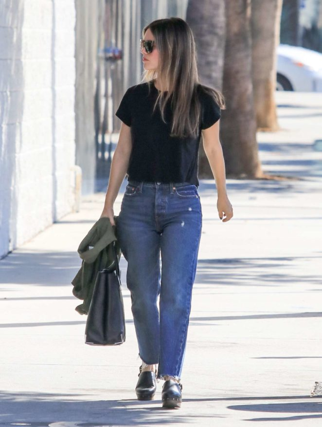 Rachel Bilson: Out and about in LA -06