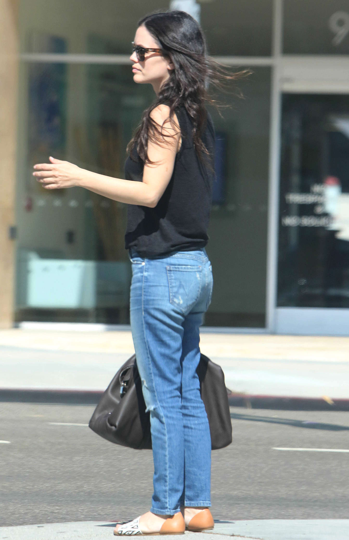 Kim Kardashian Ass In Tight Jeans Rachel Bilson – Out ...