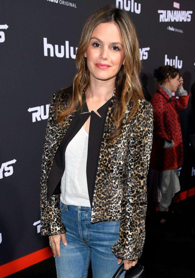 Rachel Bilson - 'Runaways' Premiere in Los Angeles