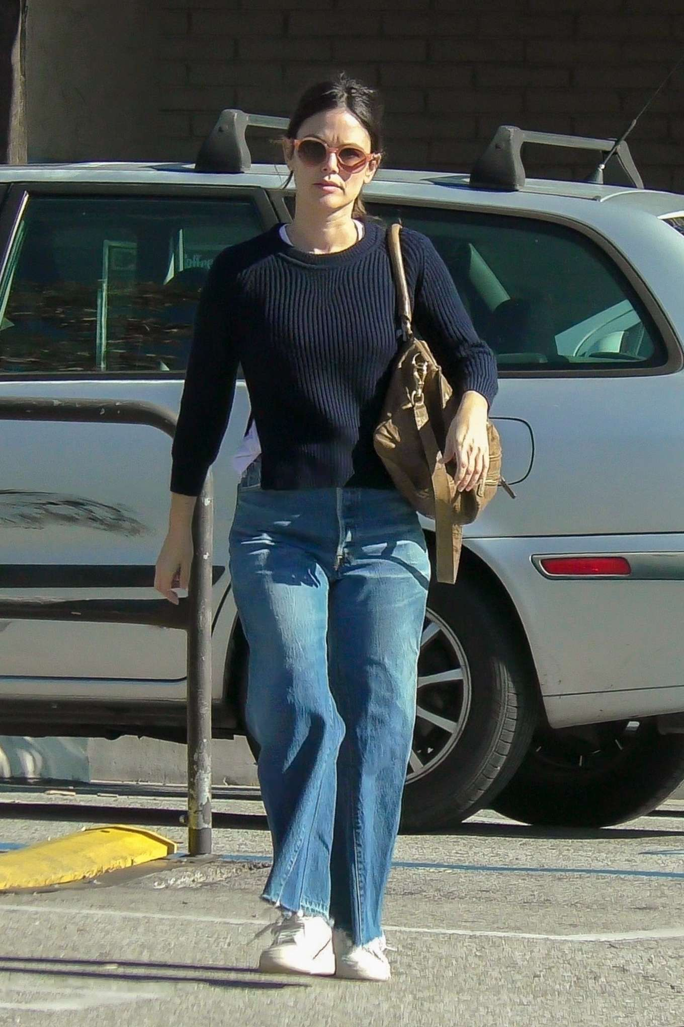 Rachel Bilson - Shopping at TJ Maxx in Los Angeles
