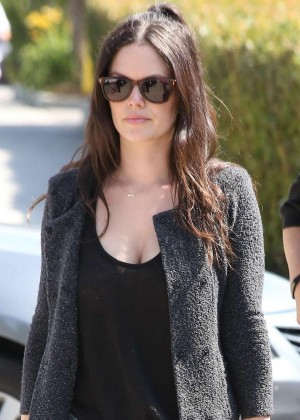 Rachel Bilson - Shopping at Whole Foods in LA