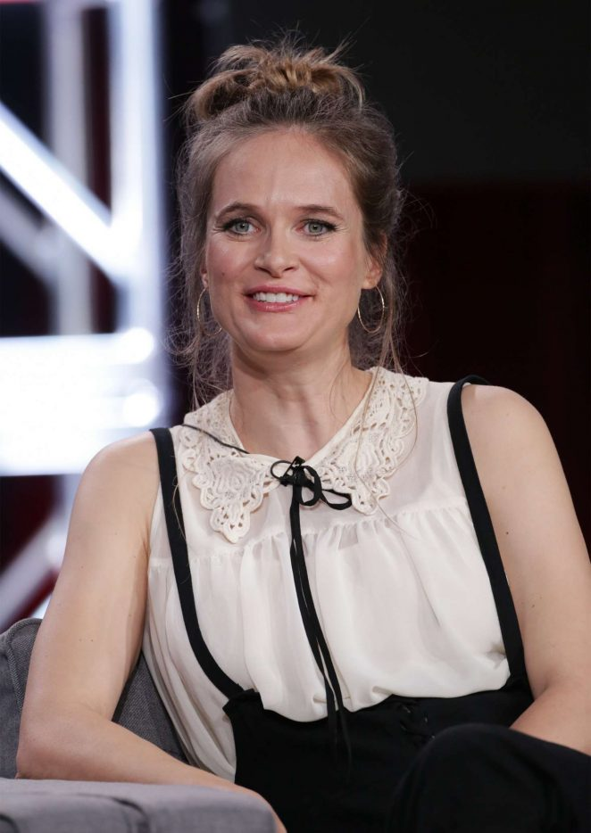 Rachel Blanchard - DirecTV's 'You Me Her' Panel at the TCA Winter Press Tour in Pasadena