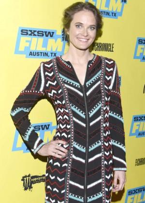 Rachel Blanchard - 'You Me Her' Premiere at 2016 SXSW in Austin