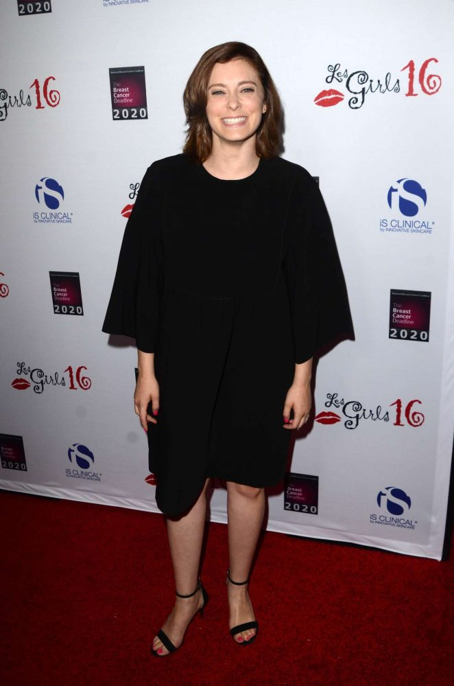 Rachel Bloom - 16th Annual Les Girls Cabaret in Hollywood