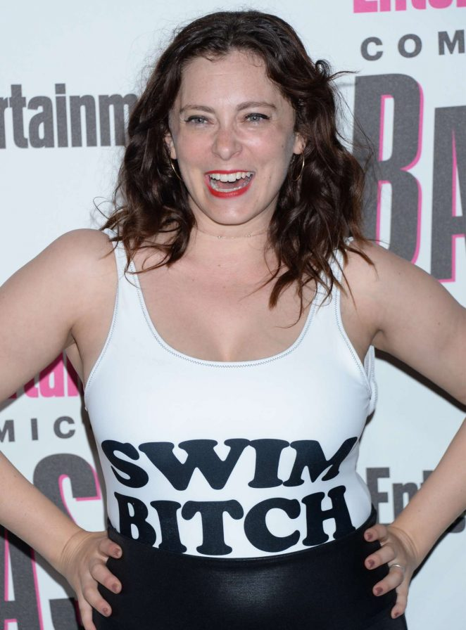 Rachel Bloom – 2018 Entertainment Weekly Comic-Con Party in San Diego