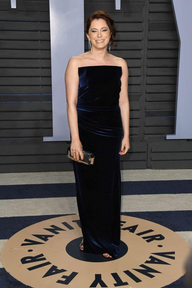 Rachel Bloom - 2018 Vanity Fair Oscar Party in Hollywood