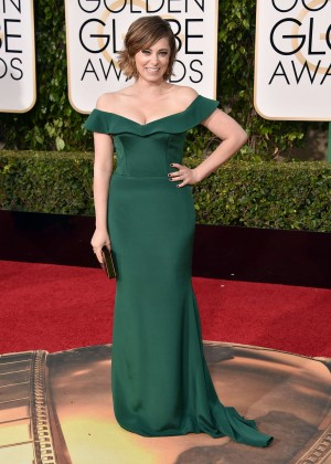 Rachel Bloom - 2016 Golden Globe Awards in Beverly Hills