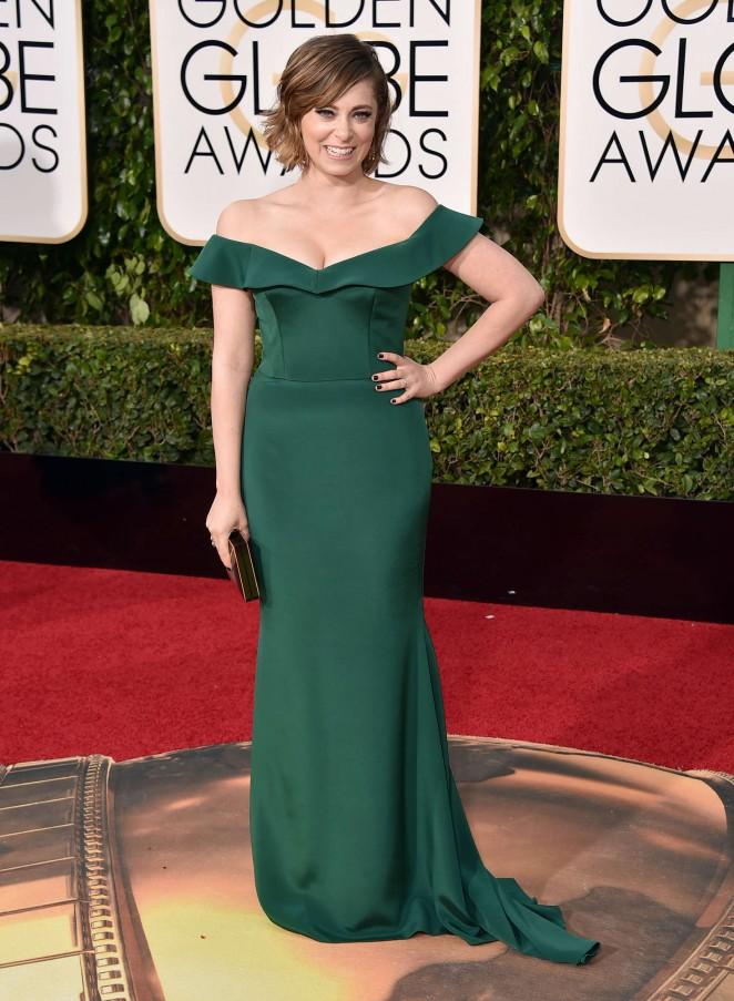 Rachel Bloom - 2016 Golden Globe Awards in Beverly Hills