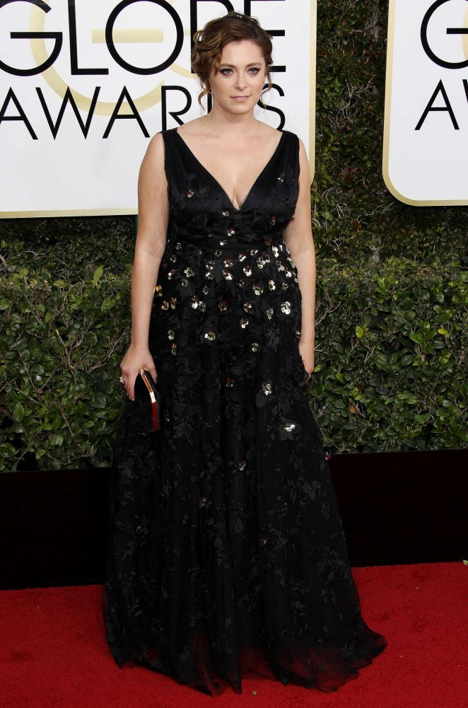 Rachel Bloom - 74th Annual Golden Globe Awards in Beverly Hills