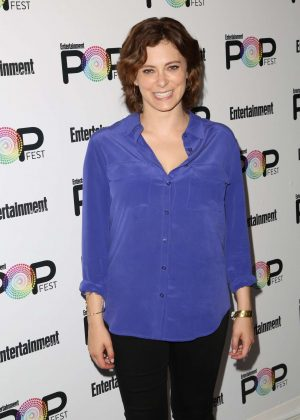 Rachel Bloom - Entertainment Weekly PopFest in Los Angeles