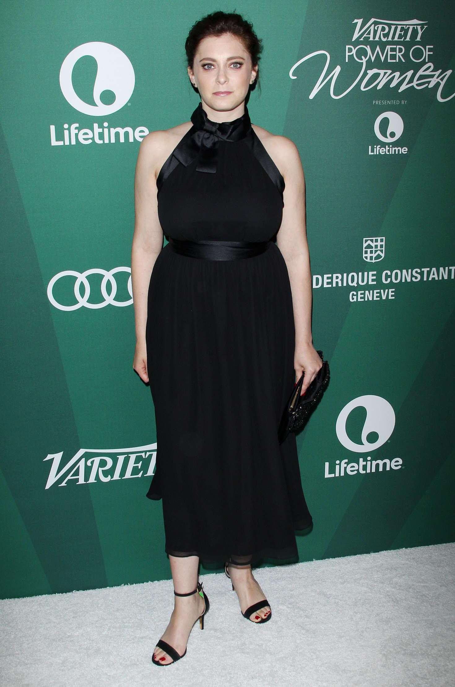 Rachel Bloom Variety S Power Of Women Sponsored By Audi