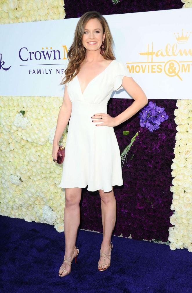 Rachel Boston - Hallmark Channel 2015 Summer TCA Tour in Beverly Hills