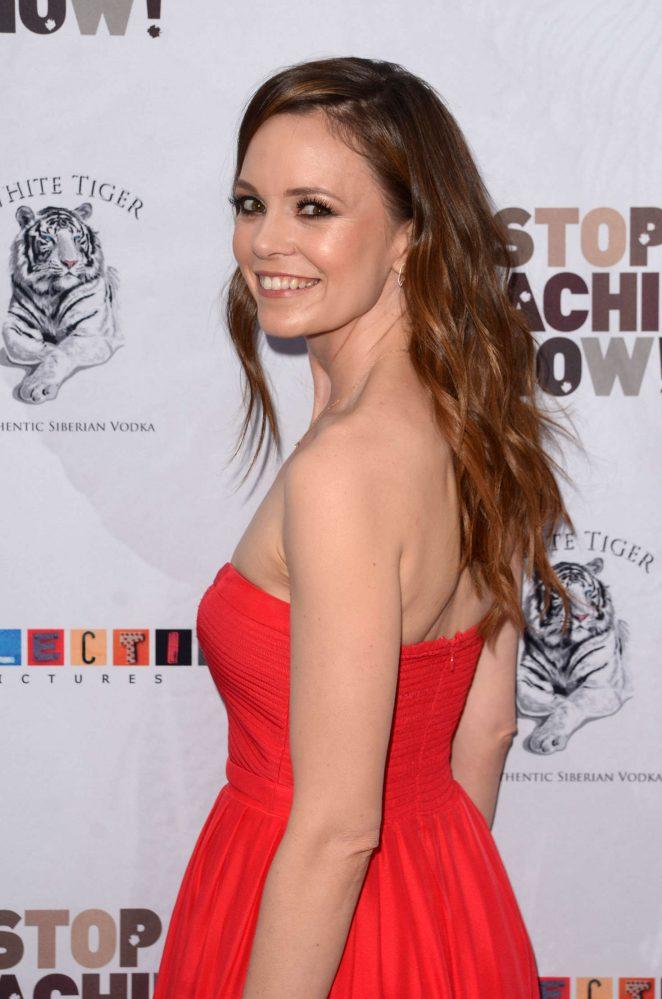 Rachel Boston: Stop Poaching Now Gala -05