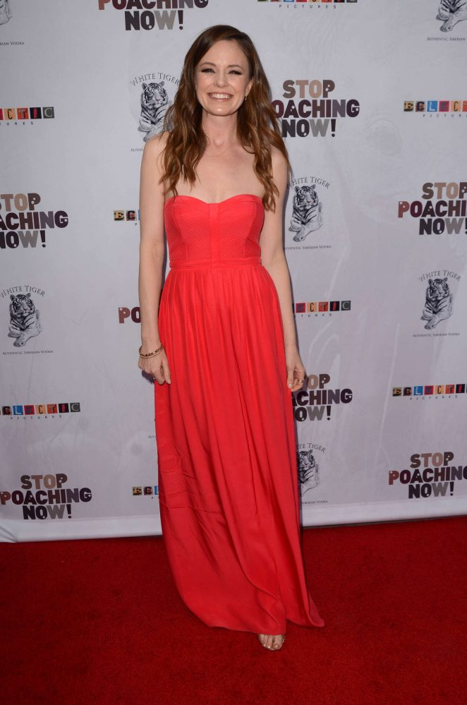 Rachel Boston: Stop Poaching Now Gala -10
