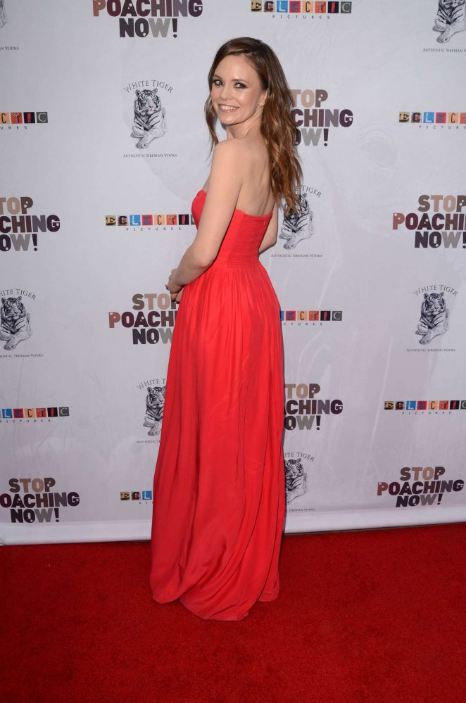 Rachel Boston: Stop Poaching Now Gala -11