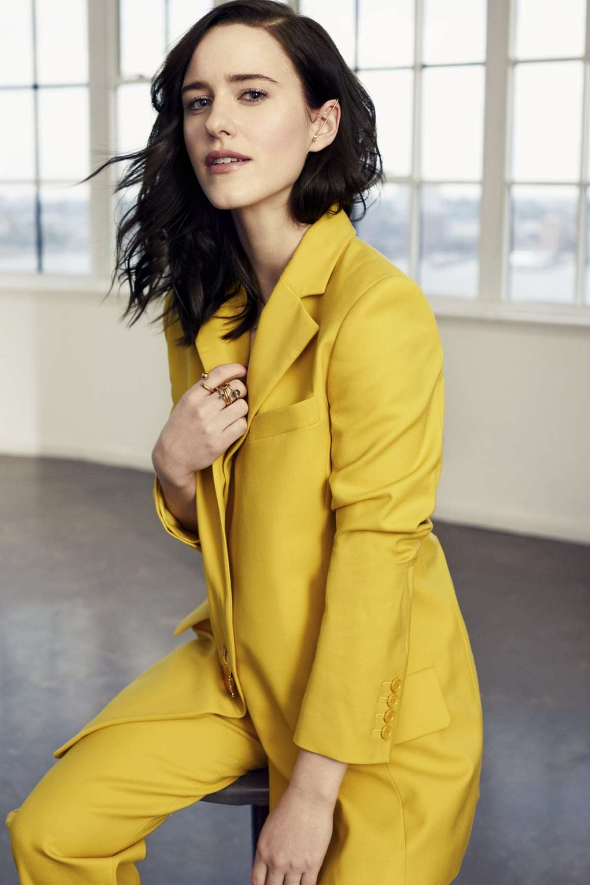 Rachel Brosnahan – Bustle Magazine (January 2019)