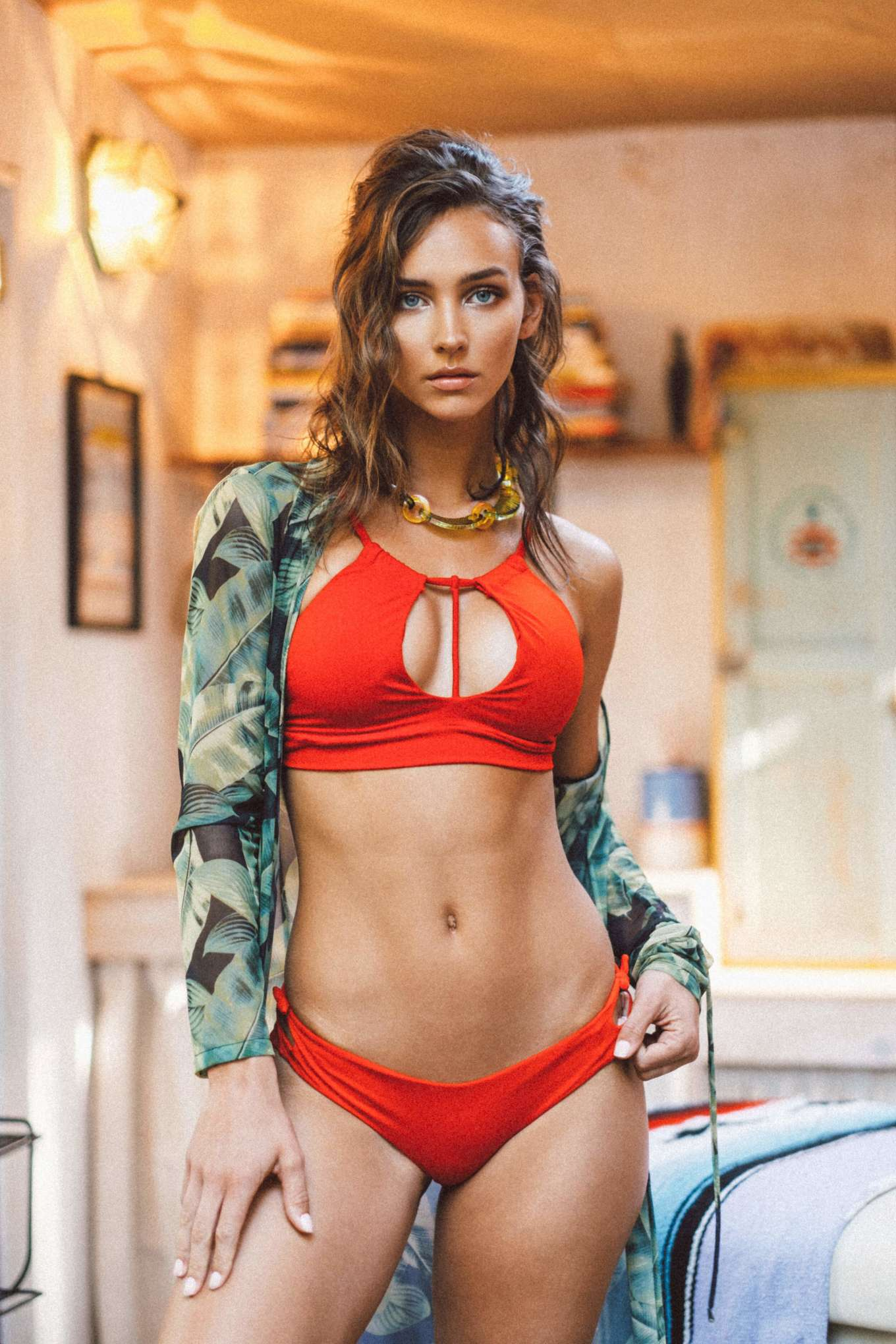 Rachel Cook by Jon Batario Photoshoot 2019