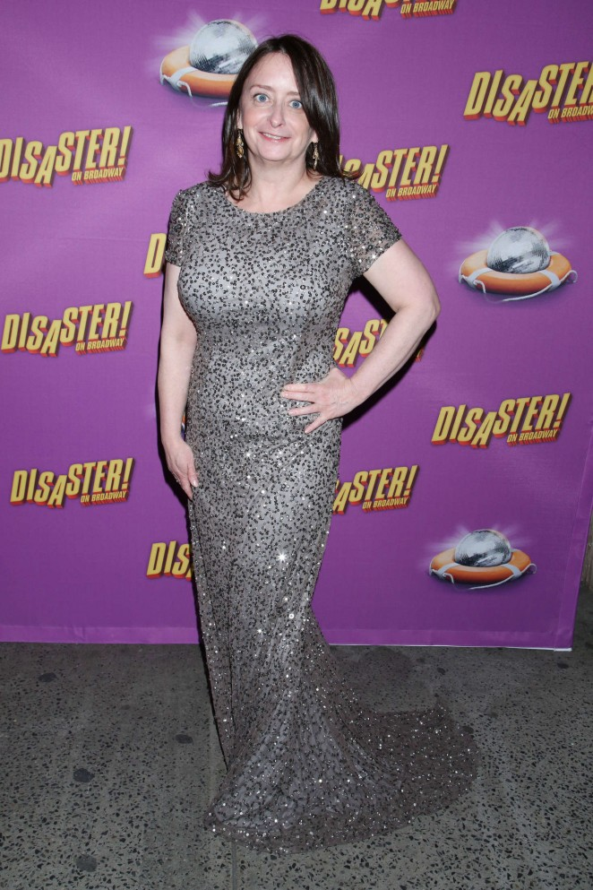 Rachel Dratch - 'Disaster' Broadway Opening Night in NY