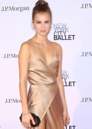 Rachel Fox - New York City Ballet Spring Gala in New York
