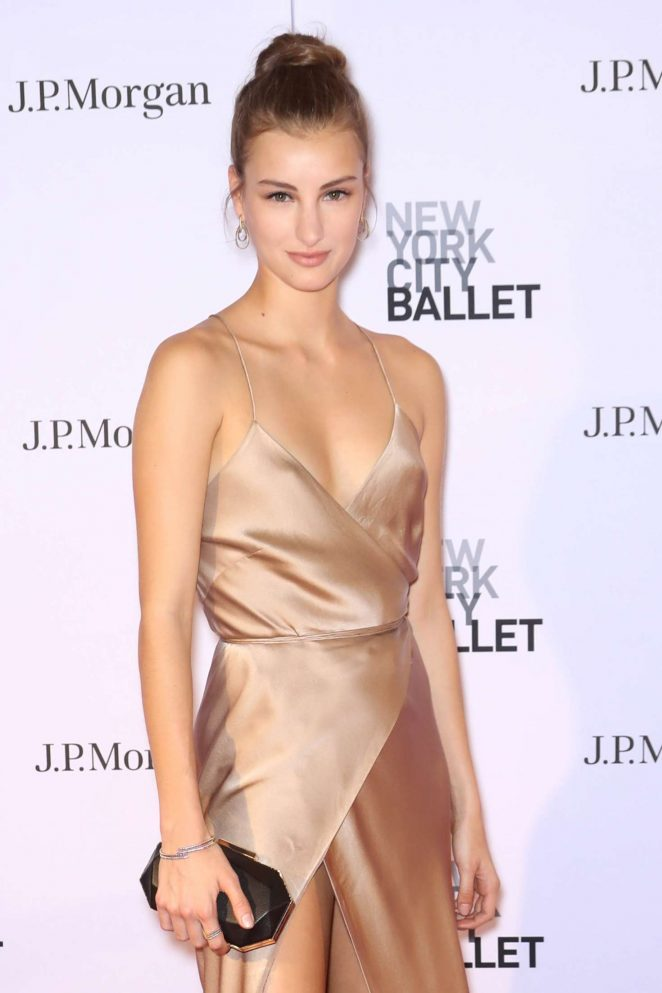 Rachel Fox – New York City Ballet Spring Gala in New York